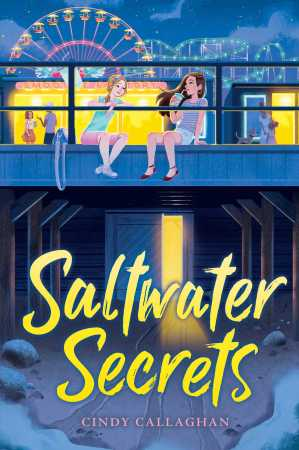 saltwater secrets - best middle-grade books with multiple narrators