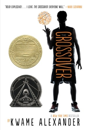 the crossover - best middle-grade books with multiple narrators
