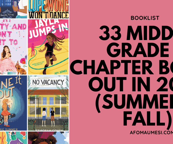 33 Middle-Grade Books to Read in the Second Half of 2020