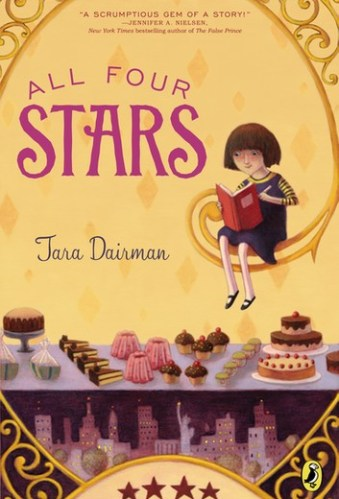 All Four Stars - Best Funny Middle-Grade Books