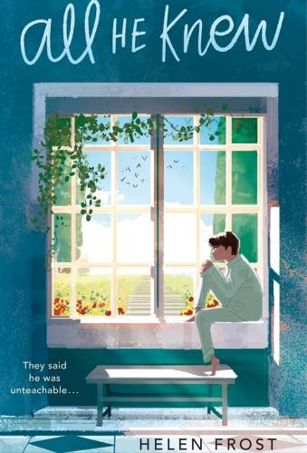 all he knew - middle-grade novels in verse