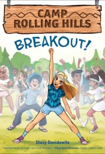 best middle grade summer camp books