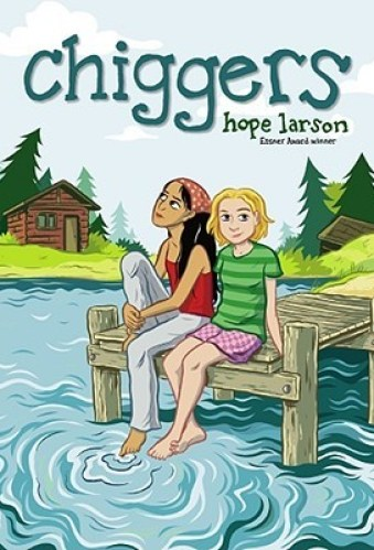 best middle grade books about summer camp