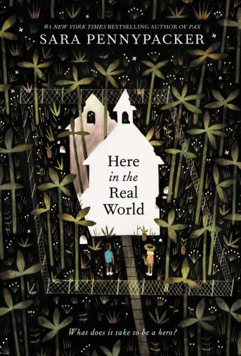 Best Middle-Grade Book for Boys - here in the real world