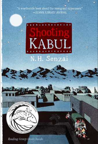 Shooting Kabul - middle-grade books about immigration