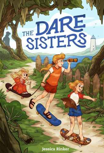 2020 Middle Grade Debut Novels - The Dare Sisters