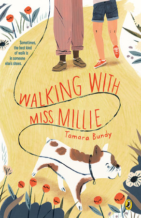 Best Middle-Grade Books Under 250 Pages - walking with miss millie