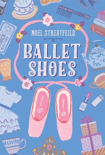 Ballet Shoes - best middle-grade books about ballet