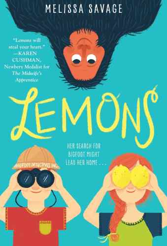 Lemons - Middle-Grade Books About Death and Grief