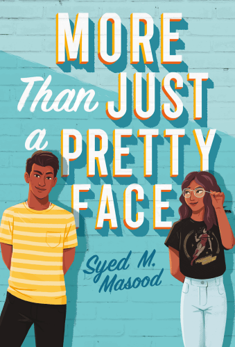 more than just a pretty  face - syed masood