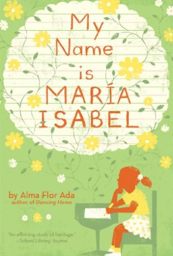 My Name Is Maria Isabel - best latino middle-grade books