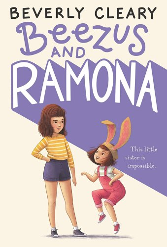 Middle-Grade Books about sisters - ramona and beezus