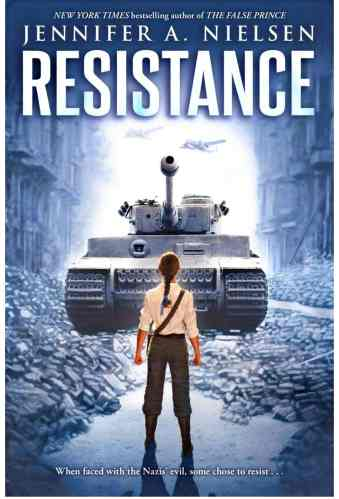 Resistance - best jewish middle-grade books