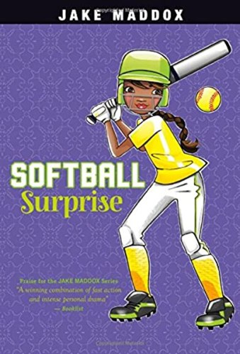Softball Surprise - chapter books for second graders