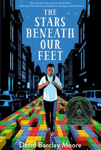 The Stars Beneath Our Feet - Middle-Grade Books About Death and Grief