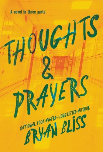 2020 fall YA books - thoughts and prayers