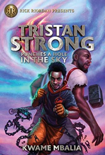 Tristan Punches a Hole in the Sky - best black middle-grade books