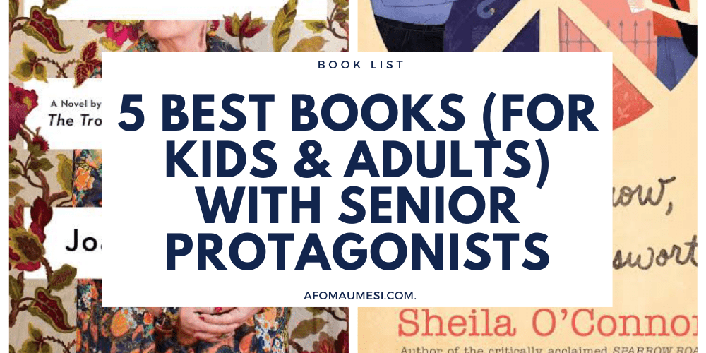 best Books With Senior Protagonists