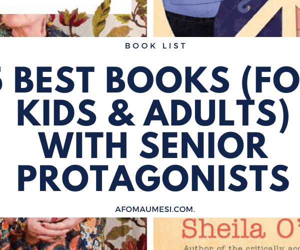 5 Books That Feature Senior Protagonists