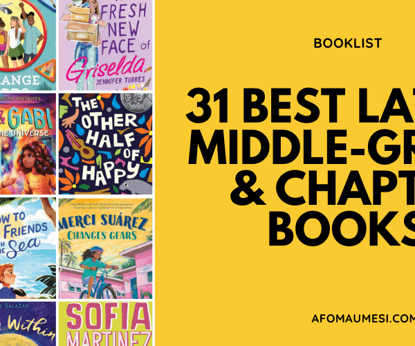 31 Best Latino Middle-Grade and Chapter Books