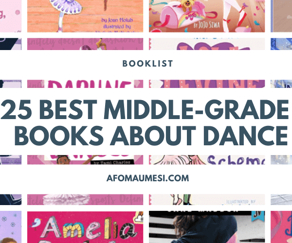 25 Middle-Grade & Chapter Books About Dance