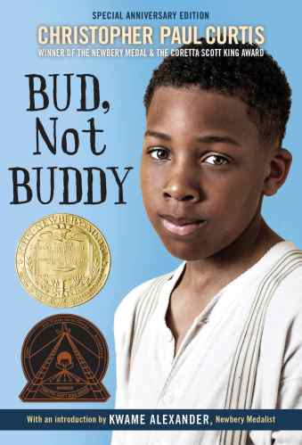 bud, not buddy by christopher paul curtis - Best Middle-Grade Books About Music and Musical Theater