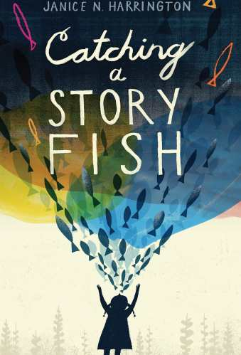 catching a storyfish - black middle-grade books