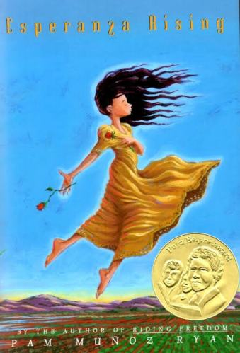 Esperanza Rising - middle-grade books about immigration