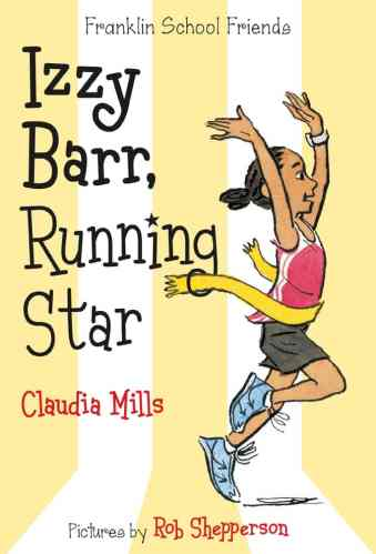 Izzy Barr: Running Star - Best Middle Grade Books About Sports