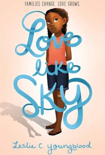 Love Like Sky - black middle-grade for tweens