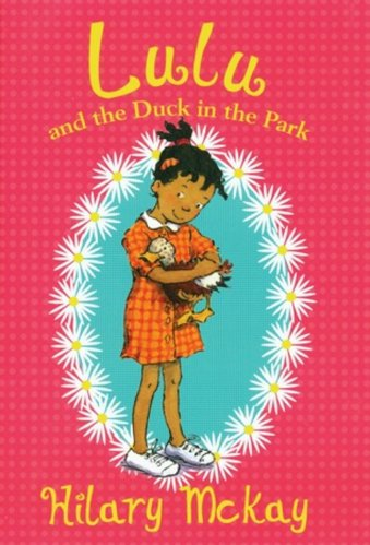Chapter Books for Second Graders - Lulu and the Duck in the Park