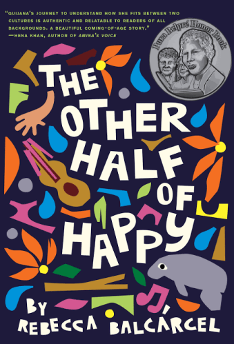 Middle-Grade Books with Biracial Protagonists - The Other Half of Happy