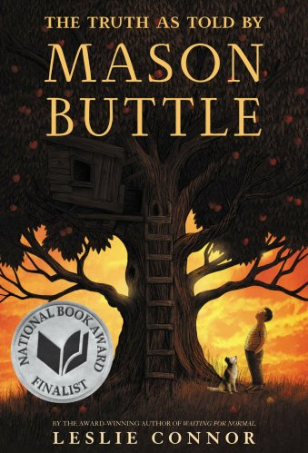 The truth as told by mason buttle - Best Middle-Grade Books About Body Image and Body Positivity
