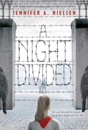 A Night Divided (Germany) - Best Middle Grade Books Set in Europe
