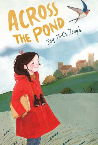 Across the Pond - Joy McCollough - Middle-Grade Books to Read in 2021