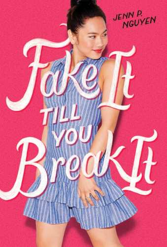 Best Asian YA Books - fake it till you break it