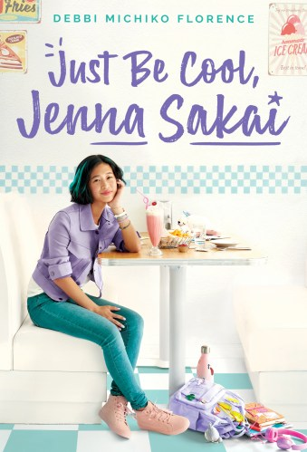 just be cool, jenna sakai - Middle-Grade Books to Read in 2021