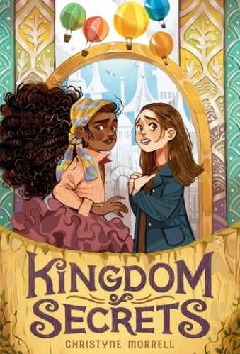 Kingdom of Secrets- Middle-Grade Books to Read in 2021