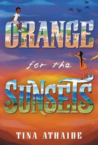 Orange for the Sunsets - best middle-grade historical fiction