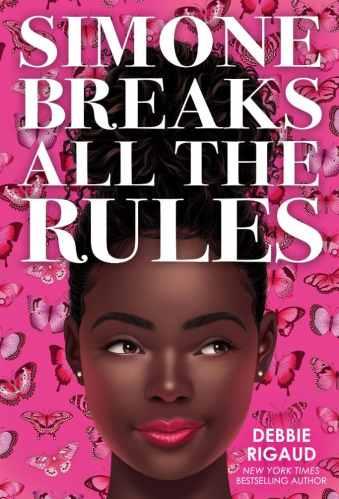 simone breaks all the rules - black ya