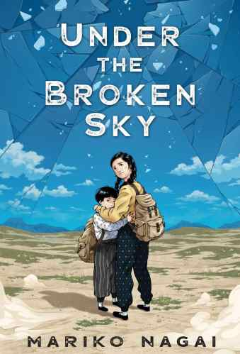 under the broken sky - middle-grade novels in verse