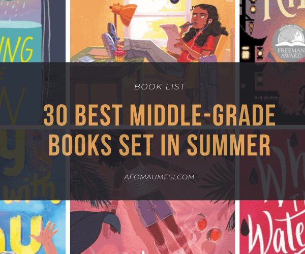 25 Middle-Grade Books Set in the Summer