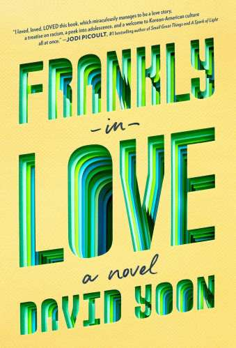 Frankly in Love - best asian ya