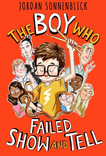 the boy who failed show and tell- Middle-Grade Books to Read in 2021