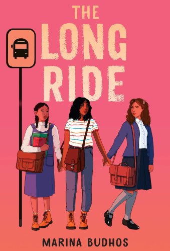 The Long Ride - Best Middle-Grade Books Under 250 Pages