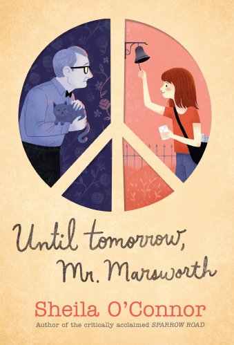 Mr. Marsworth - Best Middle Grade Books with Intergenerational Friendships