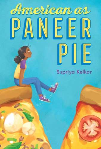 American as Paneer Pie - middle-grade books about bullying