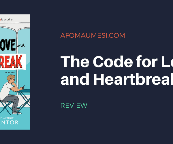 Review | The Code for Love and Heartbreak