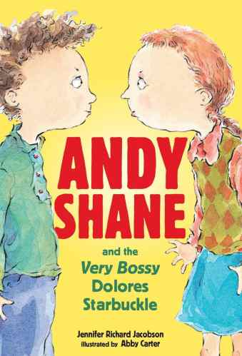 Andy Shane and the Very Bossy Dolores Starbuckle - Best Early Chapter Books for Boys