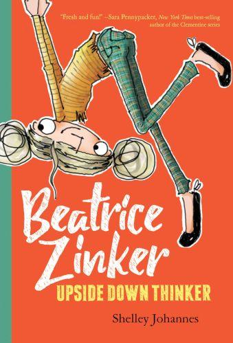 beatrice zinker, upside down thinker - books like ramona quimby